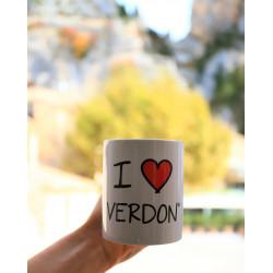 Mug I Love Verdon