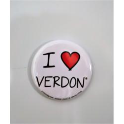 Magnet I Love Verdon
